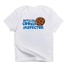 Official Cookie Inspector Infant T-Shirt