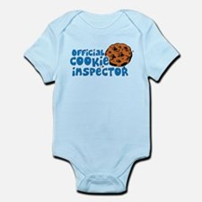 Official Cookie Inspector Body Suit