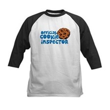 Official Cookie Inspector Baseball Jersey