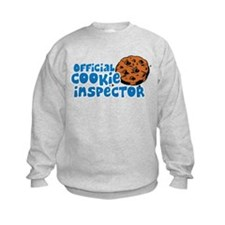 Official Cookie Inspector Sweatshirt