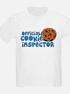 Official Cookie Inspector T-Shirt