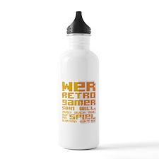 Retrogamer Water Bottle