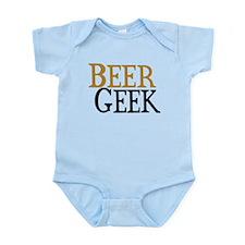 Beer Geek Infant Bodysuit