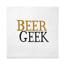 Beer Geek Queen Duvet