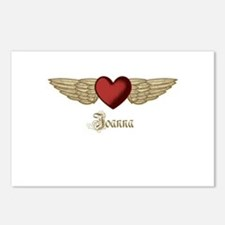 Joanna the Angel Postcards (Package of 8)