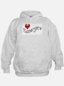 Lost - I heart Sawyer Hoodie