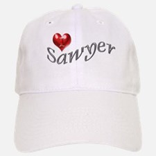 Lost - I heart Sawyer Baseball Baseball Cap