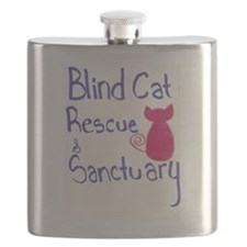 Blind Cat Rescue Flask