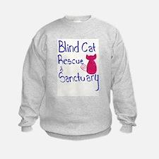 Blind Cat Rescue Sweatshirt