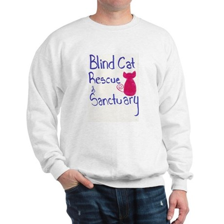 Blind Cat Rescue Sweatshirt