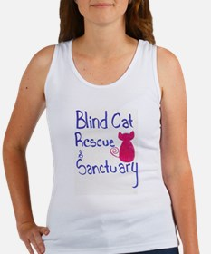 Blind Cat Rescue Tank Top
