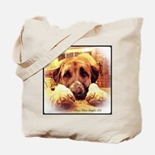 Anatolian, Paws 1st Tote Bag