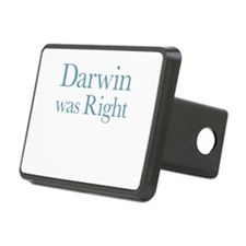 Darwin Was Right Hitch Cover