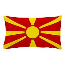 Flag of Macedonian Pillow Case