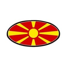 Flag of Macedonian Patches