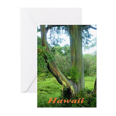 Rainbow Tree Greeting Cards (Pk of 10)