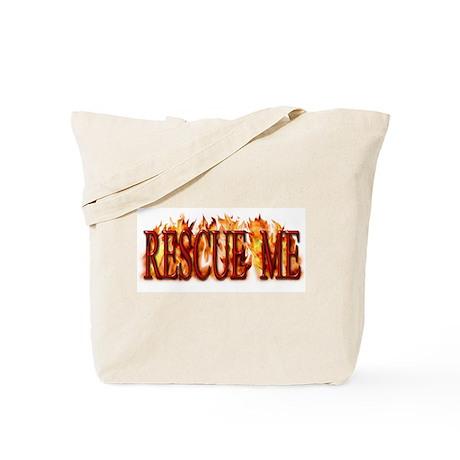 Rescue Me Tote Bag