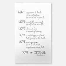 Love is Patient Verse Decal