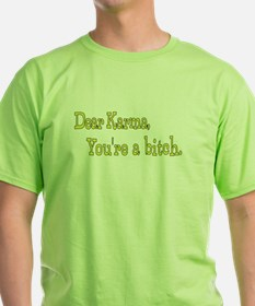 Letter to Karma T-Shirt