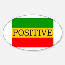 Positive Decal