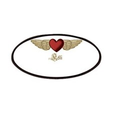 Kelli the Angel Patches