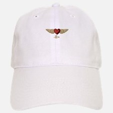 Kim the Angel Baseball Baseball Baseball Cap