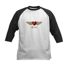 Kristina the Angel Baseball Jersey