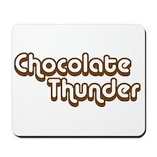 Chocolate Thunder Mousepad