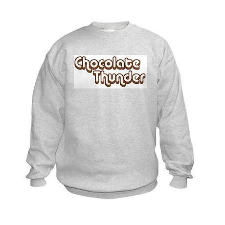 Chocolate Thunder Kids Sweatshirt
