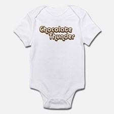 Chocolate Thunder Infant Bodysuit