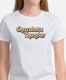 Chocolate Thunder Women's T-Shirt