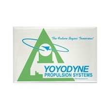 Yoyodyne Propulsion Systems Rectangle Magnet