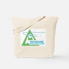 Yoyodyne Propulsion Systems Tote Bag
