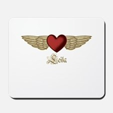 Leila the Angel Mousepad