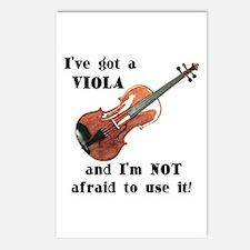 I've Got a Viola Postcards (Package of 8)