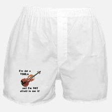 I've Got a Viola Boxer Shorts