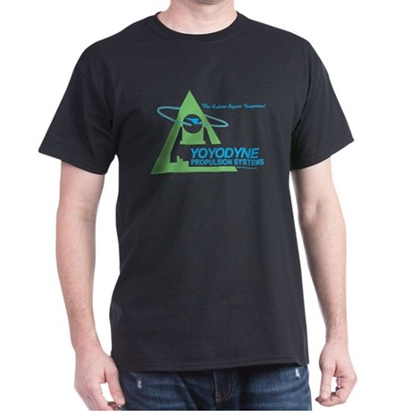 Yoyodyne Propulsion Systems Black T-Shirt