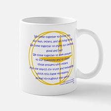 4-3-We_Come_Together Mugs