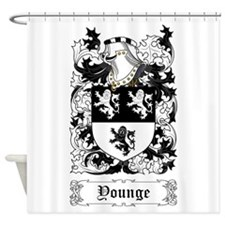 Younge Shower Curtain