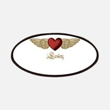 Lesley the Angel Patches