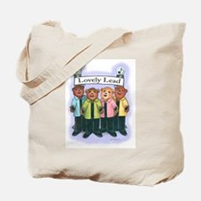 Lovely Lead Tote Bag