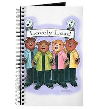 Lovely Lead Journal