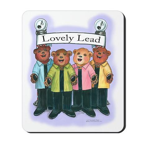 Lovely Lead Mousepad