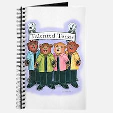 Talented Tenor Journal
