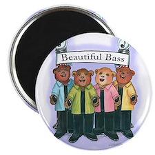 """Beautiful Bass 2.25"""" Magnet (10 pack)"""