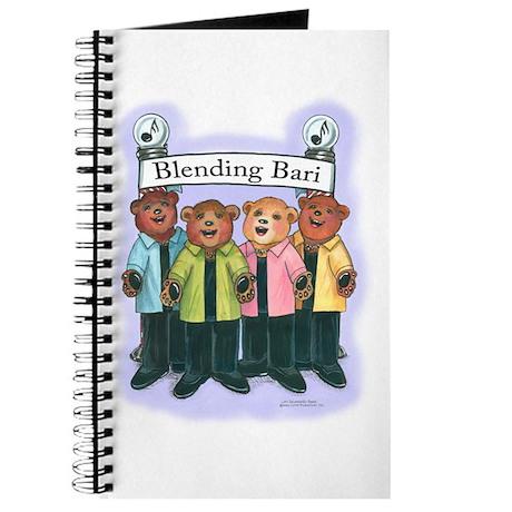 Blending Bari Journal