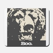 Scary Bear Mousepad
