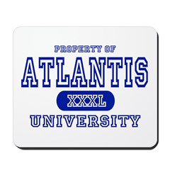 Atlantis University Mousepad