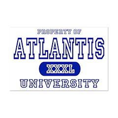 Atlantis University Posters