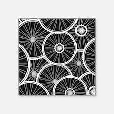 Background - Square Sticker 3